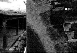 Cellole / Sessa Aurunca. Iniziata la demolizione integrale di manufatti abusivi nella frazione di Piedimonte di Sessa Aurunca.