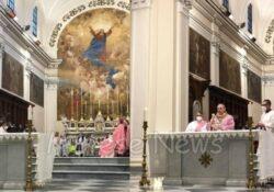 ALIFE / CAIAZZO. Presa di possesso canonico del nuovo vescovo Giacomo Cirulli: la cerimonia in cattedrale.
