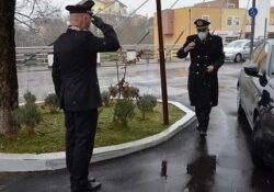 Isernia / Provincia. Il Comandante della Legione Carabinieri Abruzzo e Molise in visita al Comando Provinciale di Isernia.