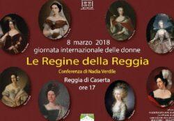 Caserta / Provincia. La Reggia di Caserta sceglie Nadia Verdile per raccontare la vita delle sovrane che abitarono il Palazzo Reale più bello del mondo.