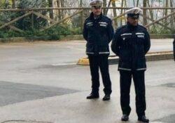 """CAIAZZO. Vaccinazione agli agenti di Polizia Municipale, il sindaco Giaquinto: """"prova di responsabilità nei confronti della comunità""""."""