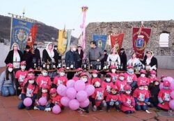 """Guardia Sanframondi / Telese Terme. Con """"Italia in Rosa"""" al via le manifestazioni per l'arrivo della tappa al Giro d'Italia."""
