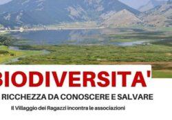 Caserta / Provincia. Sostenibilità ambientale e biodiversità al Villaggio dei Ragazzi.