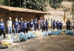 """CAIAZZO. La cittadina caiatina plastic free: """"Una bella iniziativa complimenti a tutti""""."""