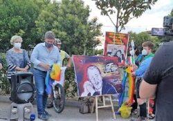 ALIFE. La Fiaccola della Pace ha ricordato Paolo Borsellino e il 29° Anniversario della Strage di Via D'Amelio.