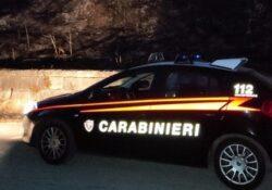 Agnone. 50enne del posto beccato ad appiccare un incendio boschivo: arrestato dai Carabinieri.