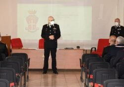 Isernia / Provincia. Il Comandante Legione Carabinieri Abruzzo e Molise in visita al Comando Provinciale di Isernia.