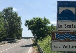 ALIFE / ALVIGNANO. Fiumi della Regione ancora in Calo, Garigliano e Sele resistono su valori superiori alle medie dell'ultimo quadriennio più del Volturno.
