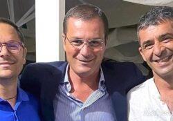 SPARANISE / Verso le Amministrative 2021. Zannini con Martiello e Ferrara: accordo elettorale tra il sindaco uscente ed il  consigliere di amministrazione CITL.