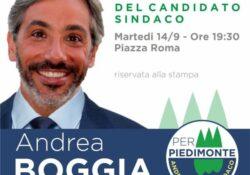 """PIEDIMONTE MATESE / Amministrative 2021. E stasera la presentazione della lista """"Per Piedimonte"""" con Boggia sindaco."""
