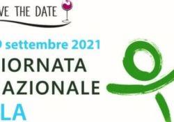 Caserta / Provincia. Giornata Nazionale SLA: domenica 19 Settembre AISLA Caserta in piazza per raccogliere Fondi per la Ricerca.