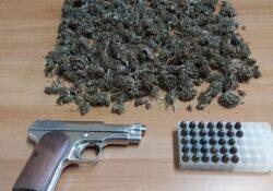 """Caserta / Provincia. Controllo """"movida"""" e contrasto reati: sequestrate armi e droga."""