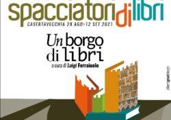 Caserta / Provincia. Un Borgo di Libri, il cartellone: incontri dal 3 al 12 settembre.