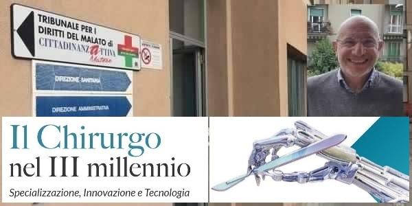 """""""Il Chirurgo nel III millennio"""" a cura di Gianfausto Iarrobino: specializzazione, innovazione e…"""