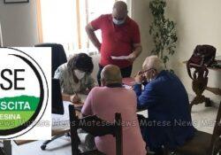 """PIEDIMONTE MATESE / Verso le Amministrative 2021. Rinascita Matesina si presenta agli elettori: """" il coraggio delle nostre idee""""."""