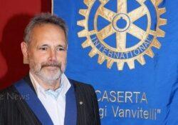 """Caserta / Provincia. """"We stop Covid"""": il Rotary Caserta """"Luigi Vanvitelli"""" in prima linea per potenziare la campagna vaccinale al fianco dell'ASL Caserta."""