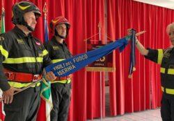 Isernia / Provincia. Cambio al vertice del Comando Provinciale Vigili del Fuoco Isernia: l'ing. Giangiobbe succede alla collega Pezzimenti.
