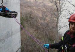 Venafro / Isernia. S.S. 650 Viadotto Trignina, recuperato il cadavere di un 46: in corso accertamenti per stabilire la dinamica del sinistro.