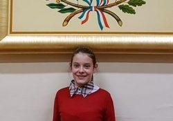 ALIFE. Giulia Santangelo è il primo Baby Sindaco della città di Alife: l'esito dallo spoglio dei voti di ieri pomeriggio.