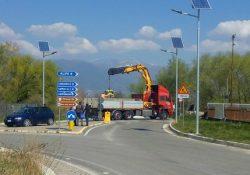 DRAGONI / ALIFE. Ponte Margerita, il 5 maggio la riapertura oppure le dimissioni del presidente della Provincia, Silvio Lavornia: la promessa.