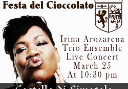 """Limatola. """"Festa del Cioccolato al Castello di Limatola"""", tutto pronto: dal 24 marzo al 2 aprile nell'incantevole cornice del Castello medioevale."""