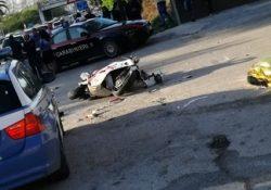 CASTEL MORRONE. Camionista 49enne investe ed uccide con il suo camion un motociclista 39enne di Vicenza: il centauro muore sul colpo, l'uomo viene arrestato per omicidio stradale.