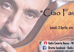 """Caserta. """"Ciao, Fausto"""": Radio Caserta Nuova in ricordo di Fausto Mesolella."""