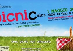 CALVI RISORTA.  PicNic e visite per conoscere il territorio: il 1 maggio a cura dell'ArcheoCales.