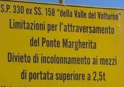 DRAGONI / ALIFE. Ponte Margherita, a quando la riapertura della seconda corsia? L'interrogativo del Comitato Pro Ponte.
