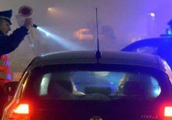 Venafro / Rocchetta al Volturno / Monteroduni. Guida in stato di ebbrezza alcolica, contraffazione di marche d'abbigliamento, furto aggravato: serrati controlli delle forze dell'ordine.