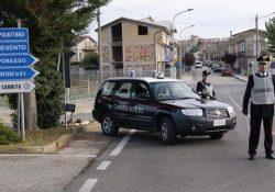 """Circello / Colle Sannita. Operazione """"Alto Impatto"""" dei Carabinieri del Sannio: sette denunce e 2 segnalazioni per il foglio di via obbligatorio."""