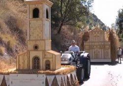 Foglianise. La Festa del Grano nel circuito turistico della Reggia di Caserta: ecco il protocollo d'intesa tra il sindaco Tommaselli e il direttore Felicori.