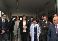 Castel Volturno. Commissione d'inchiesta migranti in missione, visita ed audizioni al Pineta Grande Hospital e sopralluogo al quartiere di destra Volturno.