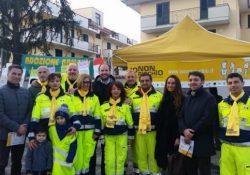 """Casapulla. Sport e protezione civile, Zinzi: """"Incentivare le realta' positive del territorio""""."""
