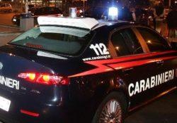 Paolisi / Airola. Contrasto ai furti, la banda ladri messi in fuga dai carabinieri con recupero autovettura oggetti di furto.