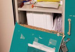 Caserta / Ospedale. Furto ai danni di un dipendente: nella notte scassinato l'armadietto e prelevati documenti su nuovo dossier sulle società interinali nella sanità casertana.