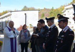 Venafro / Monteroduni / Cerro Al Volturno. Commemorati i militari dell'Arma caduti in servizio.