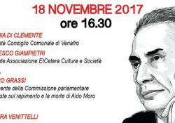 """Venafro. """"Chi e perché ha ucciso Aldo Moro"""": l'incontro al Castello Pandone."""