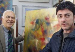 """BELLONA. Mostra personale di Gianfranco Carbone """"di passo in passo"""": presso la galleria d'Arte Arte Vinciguerra fino al 14 gennaio 2018."""