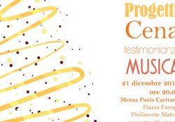 PIEDIMONTE MATESE. Evento Caritas diocesana: alla mensa Panis Caritatis serata di musica e progetti il prossimo  21 dicembre.
