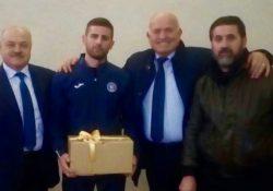 "Teverola / Caserta. ""Premio Coni Caserta 2017"": l'olimpionico Giovanni Improta riceve ennesimo riconoscimento."