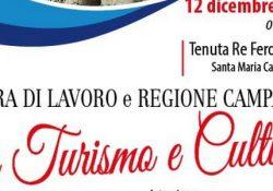 """S. Maria C.V. """"Terra di Lavoro e Regione Campania tra turismo e cultura"""": il convegno a cura del consigliere Bosco."""