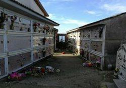 S. Angelo a Cupolo. Ignoti rubano al cimitero della frazione di Pastene: è il terzo caso in pochi mesi dopo quello dell'altra frazione Montorsi e di San Nicola Manfredi.