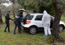 Pozzilli. Furto all'area servizio Ewa: i Carabinieri recuperano un'auto rubata, arnesi da scasso, schiuma per neutralizzare gli allarmi, denaro contante e documenti personali.