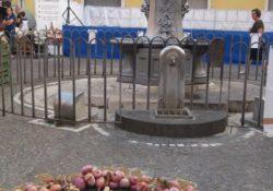 ALIFE. Due tra le splendenti gemme alifane: chiesa di santa Caterina e monumento al Mietitore.