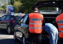 Isernia / Provincia. I Carabinieri segnalano un giovane per possesso di droga.