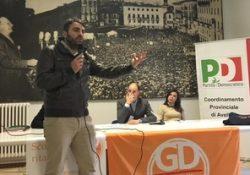 S. Maria C.V. Pasquale Stellato eletto Segretario regionale Giovani Democratici: il 27enne figlio dell'avv. Giuseppe e di Camilla Sgambato succede a Francesca Scarpato.