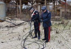 Pozzilli. Sventato furto di rame in una cava: i ladri si danno alla fuga abbandonando sul posto attrezzi atti allo scasso.