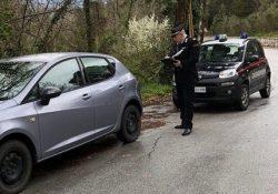 Venafro. Pregiudicato sorpreso alla guida di un'auto senza aver mai conseguito la patente, denunciato dai Carabinieri e auto sequestrata.