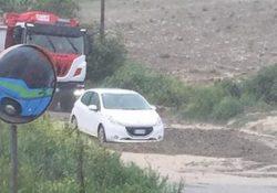 Castelvenere / San Salvatore Telesino. Maltempo che imperversa nel Sannio, il presidente della Provincia Ricci chiede lo stato di calamità naturale.
